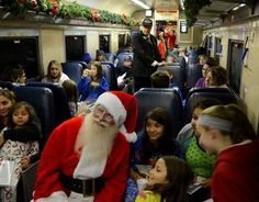 news aboard berkshire scenic railways christmas express
