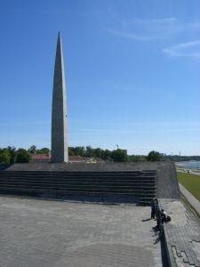 Soviet monument, Tallinn, Estonia #travel #photos #estonia