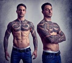 tattoo back viking - Google Search                                                                                                                                                                                 More