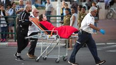 As stabbing attacks reach Israeli heartland, ignoring conflict becomes much harder