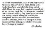 ~Eve Ensler