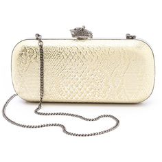House of Harlow 1960 Addison Clutch ($225) ❤ liked on Polyvore