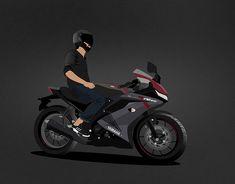 Alone Photography, Bike Photography, Creative Photography, Artistic Wallpaper, Cartoon Wallpaper Hd, Duke Bike, Ktm Duke, Bike Drawing, Bike Sketch