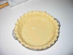 Classic Pie Crust, Idiot Proof Step-By-Step Photo Tutorial Recipe - Food.com