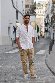 Beste 90 beste afbeeldingen van Ibiza fashion - Kleding, Herenmode en DQ-18