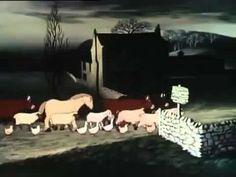 Rebelión en la granja George Orwell, 1954 COMPLETA