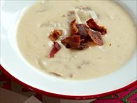 Loaded Potato Soup Recipe : Nancy Fuller : Food Network