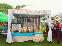 From Our Sister Blog – Getting Started As A Vendor: Your Tent