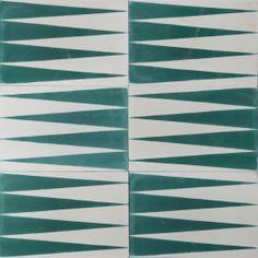 Backgammon Emerald/milk laatta