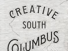 Creative South Mosaic by Zachary Smith