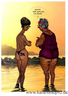 Inkognito Adler-Tattoo- Haderer Humor-Postkarte | Kartenshop42