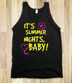 Summer Nights Rascal Flatts