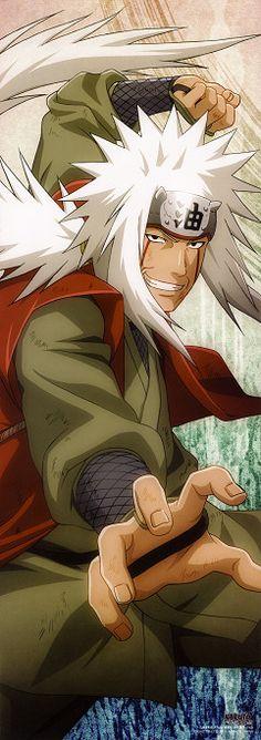 Jiraya Sensei