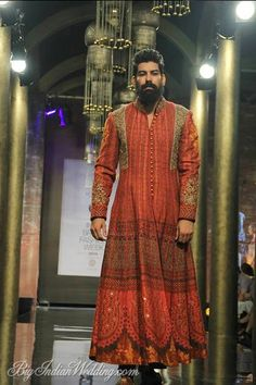 JJ Valaya designer ethnic wear for men