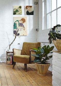 9c860243520ad3 art in the salon • Industrial - Living room - Wall Murals - Prints - Art    lifestyle • Pixers® • We live to change