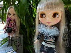 blythe cappuccino chat and kiss me true | Flickr - Photo Sharing!