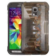 Samsung Galaxy S5 Active Leonardo da Vinci The Last supper Case