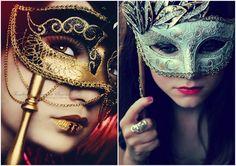 Exotic mask