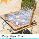 Make a Solar Oven and Other Fun Science Experiments for Kids!