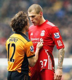 Good luck with that Hunt. Liverpool Fans, Liverpool Football Club, Premier League Soccer, Best Football Team, Steven Gerrard, English Premier League, World Championship, Fifa, Graphic Sweatshirt