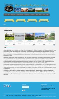 #wordpress #website #custom #branded #design #integrated #IDX #realestate