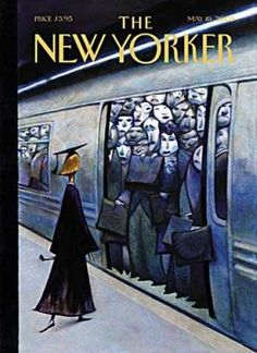 The New Yorker Cover - May 2005 - Carter Goodrich The New Yorker, New Yorker Covers, Gravure Illustration, Illustration Art, Capas New Yorker, Image Deco, Photocollage, Magazine Art, Magazine Covers