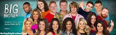 Big Brother 15 Cast: Meet the NEW House Guests! AND The Familiar Face Is...