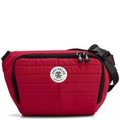Crumpler Men's The Mild Enthusiast (M) Sling Camera Bag 16L Red 7 -- Awesome products selected by Anna Churchill