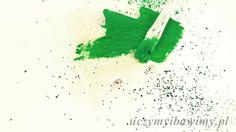 Masa solna - malowanie