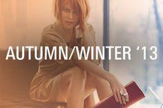 Autumn Winter 2013 starring Nicole Kidman