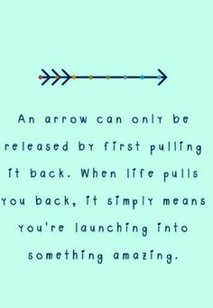 Arrow quote