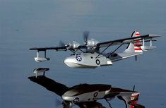 Flying Boats and Seaplanes - PBY we love float planes and amphibian aircraft