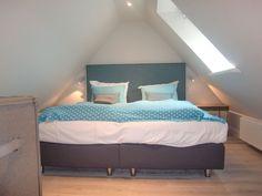 Schlafkoje im Spitzboden Apartmenthaus Gurtdeel 4
