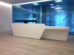 Mono Desk by isomi installed at One Eagle Place, Piccadilly, London