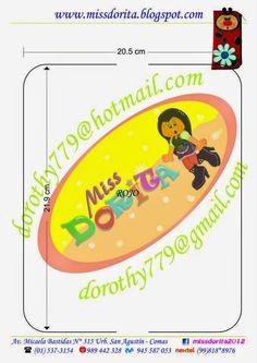 Miss Dorita: Molde del Video de la Cartuchera