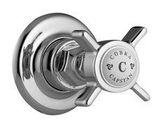 Bathroom Taps & Mixers | Classic | Capstan | CS-238-15CP | Cobra