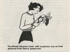 Patrons Are People: How to Be a Model Librarian, published by the American Library Association in 1956