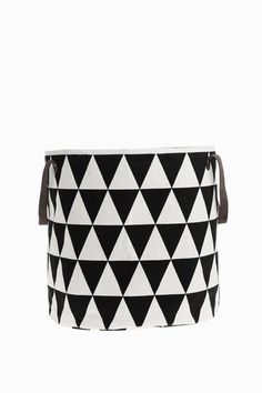 Ferm Living Shop — Triangle Basket, 15 x 15.75, $80, Ferm Living