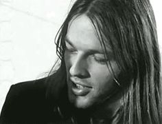 "soundsof71: ""Pink Floyd: David Gilmour. ""Anyway…"" """