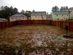 on how to prevent backyard flooding visit