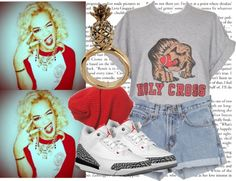 """I'm Young And Free, I'm London G! ♥"" by mrscarterwest ❤ liked on Polyvore"