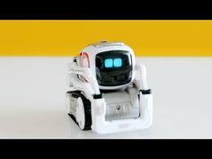 Cozmo is Anki's new tiny toy robot - YouTube