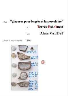 2011, Glaçures, TEO, Alain Valtat