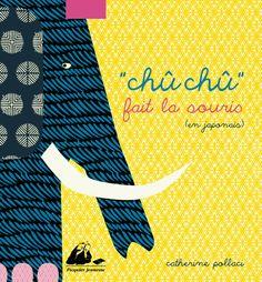 Habillé de motifs japonais aux couleurs vives, cet imagier fait crier les animaux en version française puis en version japonaise, pour celles et ceux qui se risqueront à soulever le rabat caché sur la page de droite. Double occasion de rire en perspective !