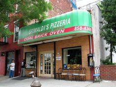 I haven't tried all pizza in NYC :) but this is my favorite...Grimaldi's...after walking the Brooklyn Bridge, go here and order a pie...you won't regret it