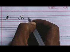 4 Reasons to Learn Handwriting – Improve Handwriting Handwriting Classes, Penmanship Practice, Handwriting Sheets, Improve Your Handwriting, Handwriting Analysis, Cursive Handwriting, Handwriting Worksheets, Writing Test, Kids Writing