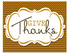 i should be mopping the floor: Friday's Freebie: Give Thanks {#FreePrintable, #printable}