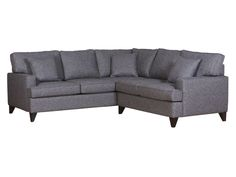 Van Gogh Designs Canadian Made Lloyd Sectional. Available in a large variety of fabrics and sizes. See in store for pricing and all available options. **Alberta locations only** Leather Living Room Furniture, Couch Furniture, Country Furniture, Upholstered Furniture, Home Living Room, Living Room Decor, Property Brothers Designs, Grey Sectional, Couches