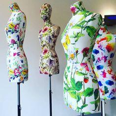 """SIEGEL&STOCKMAN, Paris, France, """"Haute Couture Floral"""", pinned by Ton van der Veer"""