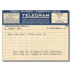 >>>This Deals          1920 Postal Telegram (Postcard)           1920 Postal Telegram (Postcard) Yes I can say you are on right site we just collected best shopping store that haveHow to          1920 Postal Telegram (Postcard) Here a great deal...Cleck Hot Deals >>> http://www.zazzle.com/1920_postal_telegram_postcard-239873780503503455?rf=238627982471231924&zbar=1&tc=terrest